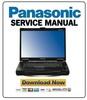 Thumbnail Panasonic Toughbook CF-52 Service Manual & Repair Guide