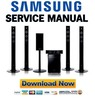 Thumbnail Samsung HT-TX500 + TX500R Service Manual & Repair Guide