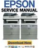 Thumbnail Epson Aculaser CX21 + CX21F Manual de Servicio