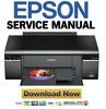 Thumbnail Epson Artisan 50 Service Manual and Repair Guide