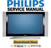 Thumbnail Philips 42PF7320 Service Manual & Repair Guide