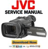 Thumbnail JVC Everio GZ-HD7 Service Manual & Repair Guide