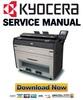 Thumbnail Kyocera Mita KM-3650w Service Manual & Repair Guide