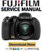 Thumbnail Fujifilm Fuji Finepix HS10 HS11 Service Manual Repair Guide