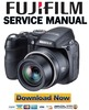 Thumbnail Fujifilm Fuji Finepix S2000HD + S2100HD Service Manual & Repair Guide