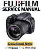 Thumbnail Fujifilm Fuji Finepix S200EXR S205EXR Service Manual & Repair Guide