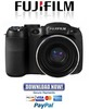 Thumbnail Fujifilm Fuji Finepix S2550HD Service Manual & Repair Guide