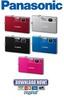 Thumbnail Panasonic Lumix DMC-FP1 + FP2 Manual de Servicio