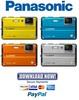Thumbnail Panasonic Lumix DMC-FT2 + TS2 Service Manual & Repair Guide