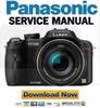 Thumbnail Panasonic Lumix DMC-FZ100 Service Manual & Repair Guide