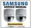 Thumbnail Samsung SCC 641 + 641P Service Manual & Repair Guide
