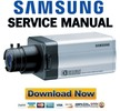 Thumbnail Samsung SCC B2305 2005 Series Service Manual Repair Guide