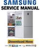Thumbnail Samsung RL34EGSW Service Manual & Repair Guide