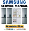 Thumbnail Samsung RL39WBMS Service Manual & Repair Guide