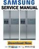Thumbnail Samsung RS23FGRS Service Manual & Repair Guide