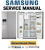 Thumbnail Samsung RSA1DTPE Service Manual & Repair Guide