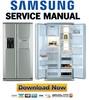 Thumbnail Samsung RSE8KPPS1 (XEP) Service Manual & Repair Guide