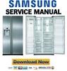 Thumbnail Samsung RSG5DURS Service Manual & Repair Guide