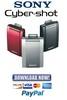Thumbnail Sony Cybershot DSC-T300 Service Manual & Repair Guides