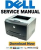 Thumbnail Dell 1700 + 1700N Service Manual Repair Guide