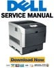 Thumbnail Dell 5100CN Manual de Servicio