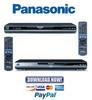 Thumbnail Panasonic DMP-BD60 BD601 BD605 BD80 Service Manual & Repair Guide