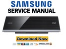 Thumbnail Samsung BD-C7500 Service Manual + Technical Training Course