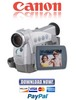 Thumbnail Canon DM-MV490 MV500 MV510 MV530 MV550 Series (iPal/PAL) Service Manual & Repair Guide