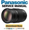 Thumbnail Panasonic H-FS100300 Series Service Manual & Repair Guide