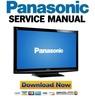 Thumbnail Panasonic TC-P50C2 Service Manual & Repair Guide