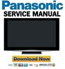 Thumbnail Panasonic TH-50PZ800U Service Manual & Repair Guide