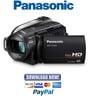 Thumbnail Panasonic HDC-HS250 + HS200 Service Manual & Repair Guide