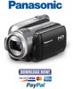 Thumbnail Panasonic HDC-HS9 Service Manual & Repair Guide