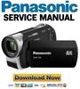 Thumbnail Panasonic SDR-S26 Service Manual & Repair Guide