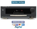 Thumbnail Harman Kardon AVR1550 Service Manual & Repair Guide