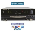 Thumbnail Harman Kardon AVR210 Service Manual & Repair Guide