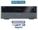 Thumbnail Harman Kardon AVR2600 Service Manual & Repair Guide