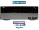 Thumbnail Harman Kardon AVR3550HD Service Manual & Repair Guide