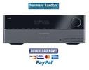 Thumbnail Harman Kardon AVR3600 Service Manual & Repair Guide