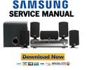 Thumbnail Samsung HT-SK5 Service Manual & Repair Guide