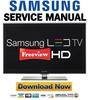 Thumbnail Samsung UE32C5 - UE46C5 UE32C4000PW N92A Service Manual