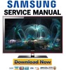 Thumbnail Samsung UE40B7000 UE46B7000 UE55B7000 Service Manual
