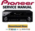 Thumbnail Pioneer VSX-920 Service Manual & Repair Guide