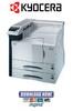 Thumbnail Kyocera FS-9120DN + FS-9520DN Service Manual + Parts List