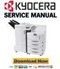 Thumbnail Kyocera FS-9530DN + FS-9130DN Manual de Servicio