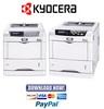 Thumbnail Kyocera FS-C5015N + FS-C5025N Service Manual + Parts List