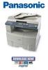 Thumbnail Panasonic DP-8016P + 8020E + 8020P Service Manual & Repair Guide