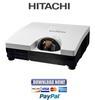 Thumbnail Hitachi CP-D20 Service Manual & Repair Guide
