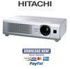 Thumbnail Hitachi CP-RS55 + PJ-LC7 Service Manual & Repair Guide