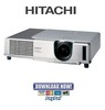 Thumbnail Hitachi CP-S335 + X340W + X345 Series Service Manual & Repair Guide